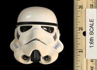 Jedha Patrol Stormtroopers - Helmet (Heavily Weathered) (See Note)