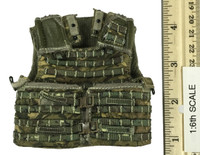 British Army in Afghanistan - Body Armor Vest