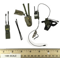British Army in Afghanistan - Radio (AN/PRC-152) Kit