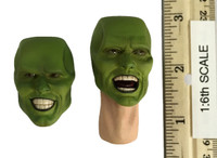 The Mask - Head Set w/ Unique Neck Joint (*SEE NOTE*)