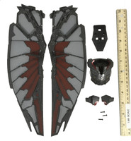 Captain America: Civil War: Falcon - Wing & Backpack Assembly Set (See Note)