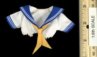 Sailor Cosplay Accessory Set - Coat
