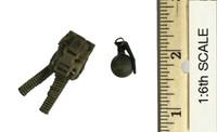 SFG Veteran: Dragoon - Frag Grenade w/ Pouch