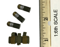 Mark Forester CCT - 40mm Grenades w/ Pouch