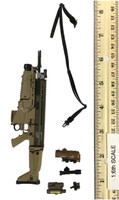 Mark Forester CCT - Rifle (MK17) w/ Accessories