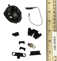CQB Night - Helmet w/ Accessories