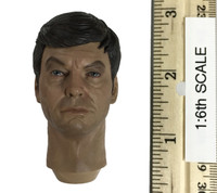 "Star Trek TOS: Dr. Leonard ""Bones"" McCoy - Head w/ Neck Joint (Limit 1)"