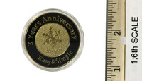 Special Mission Unit Tier 1 Operator - Commemorative Coin (See Note)