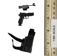 Special Mission Unit Tier 1 Operator - Pistol (P-226) w/ Holster