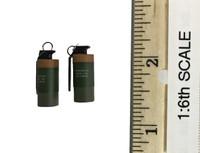 Special Mission Unit Tier 1 Operator - Smoke Grenades