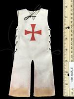 Templar Knight - Tunic (White)