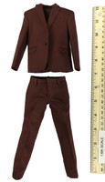 Boss Hong - Maroon Suit