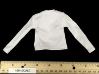 SR-71 Blackbird Test Pilot - Long Sleeved White Shirt