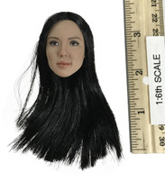 VC 3.0 Female Body Set - Head (Straight Hair) (No Neck Joint)