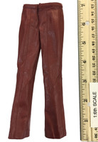 Terminator TX - Pants (Red Leather)