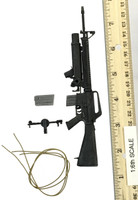LRRPs Long Range Reconnaissance Patrol: Cobra - Assault Rifle (M16 A1)