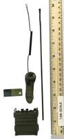 LRRPs Long Range Reconnaissance Patrol: Cobra - Radio w/ Headset (H-138)