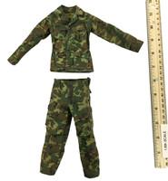 LRRPs Long Range Reconnaissance Patrol: Cobra - Uniform (ERDL Lime Combat)