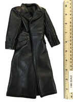 Infernal Clockwork Men - Leather Long Overcoat