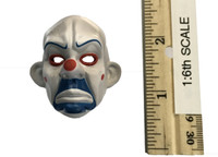 The J Bank Robber - Bozo Mask