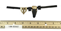 Dredd - Belt (Metal) (See Note)