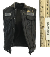 Sons of Anarchy: Clay Morrow - Leather Biker Vest