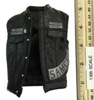 Sons of Anarchy: Jax Teller - Leather Biker Vest