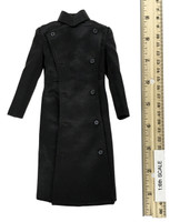 End Missionary - Overcoat (Black)
