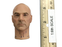Captain Jean-Luc Picard - Head (SEE NOTE!) (Molded Neck)