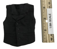 The Entrepreneur - Vest (Black)