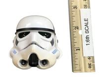 Rogue One: Chirrut Imwe (Deluxe Version) - Stormtrooper Helmet (Slightly Weathered) (See Note)