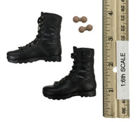British Metropolitan Police Service - Boots w/ Ball Joints
