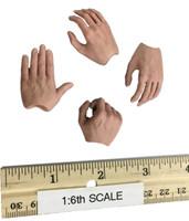 British Metropolitan Police Service - Hands