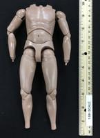 British Metropolitan Police Service - Nude Body