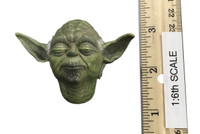 Star Wars: The Empire Strikes Back: Yoda - Head (Closed Eyes)