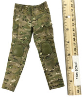 Multicam Tactical Female Shooter Set - Combat Pants (Camo)