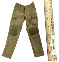 Multicam Tactical Female Shooter Set - Combat Pants (Tan)