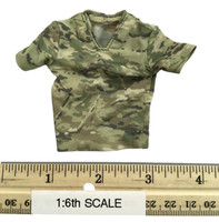 Multicam Tactical Female Shooter Set - Combat Shirt (Camo)