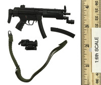SDU Special Duties Unit Assault K9 - Submachine Gun (MP5A3)