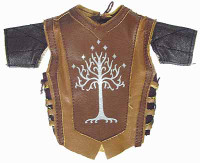 Lord of the Rings: Faramir - Vest (AS-IS See Note)