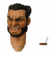 Gangster Kingdom: DIamond V Ralap - Head w/ NO Cigar (AS IS)