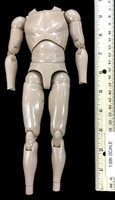 US Navy Seal Team Six K9 Halo Jumper - Nude Body