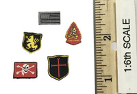US Navy Seal Team Six K9 Halo Jumper - Patches