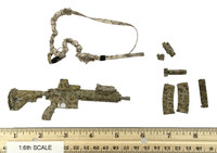 US Navy Seal Team Six K9 Halo Jumper - Rifle (HK416) w/ Accessories