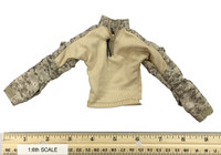 US Navy Seal Team Six K9 Halo Jumper - Long Sleeve Shirt