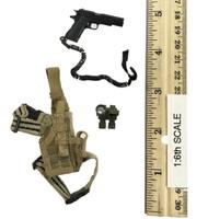 Navy Seals Sniper - Pistol (Colt M1991A1) w/ Holster