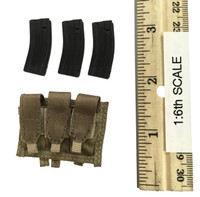 Navy Seals Sniper - Triple Mag Pouch