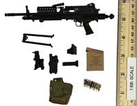 Seal Team 3 Charlie Platoon: Marc Lee Tribute - Rifle (MK48 Mod 0) w/ Accessories
