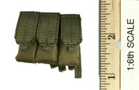 Seal Team 3 Charlie Platoon: Marc Lee Tribute - Triple Mag Pouch