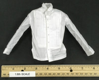 Spectre - Tuxedo Shirt (White)